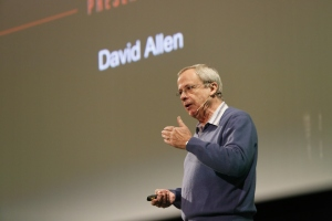 David Allen - author of Getting Things Done